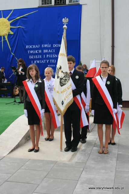 Uroczystość 18 maja 2011