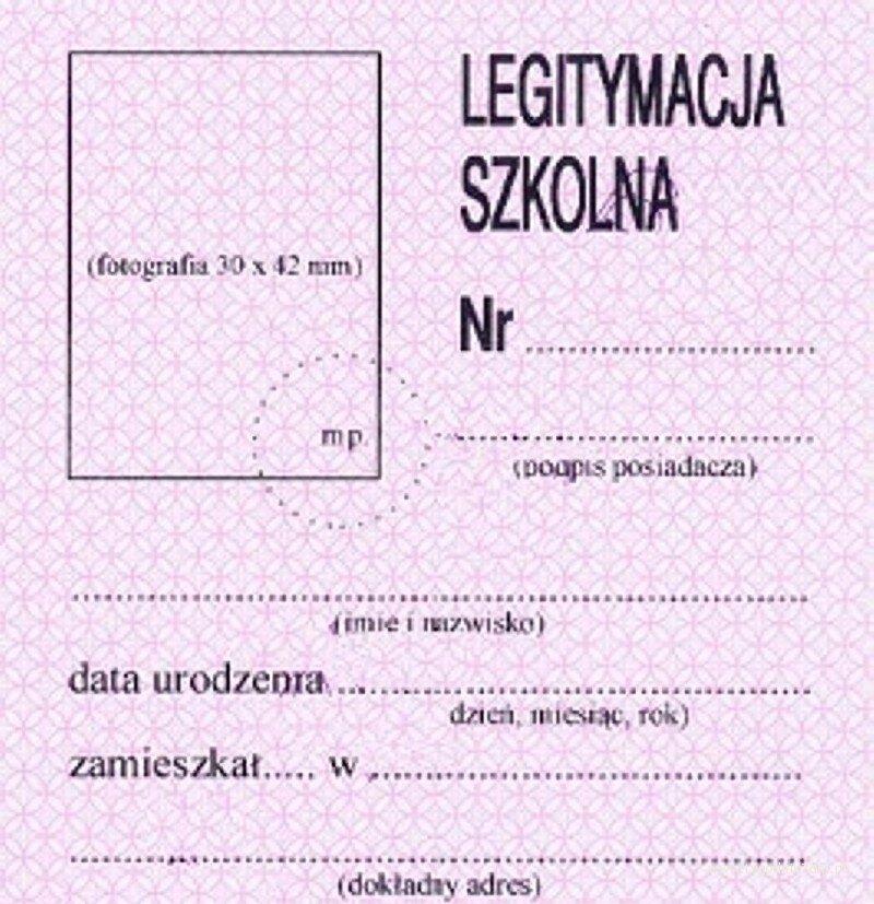 LEGITYMACJE