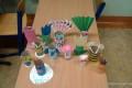Zajęcia plastyczne – cudaki z rolek
