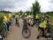 Wycieczka rowerowa uczniów klas IV i V